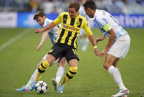 Dortmund – Malaga: Cửa vẫn rộng mở - 1