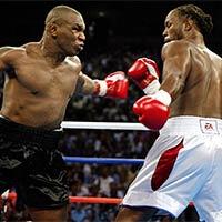 Tyson bị Lennox Lewis hạ knock-out