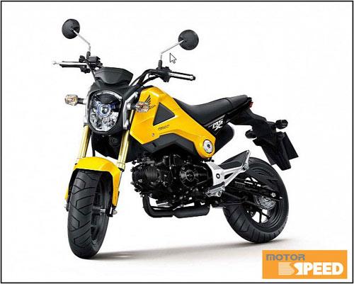 Honda MSX 125 dành cho người đam mê xe tay côn - 1