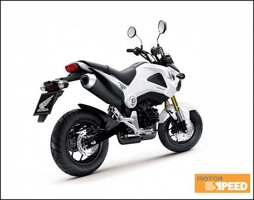 Honda MSX 125 dành cho người đam mê xe tay côn - 3