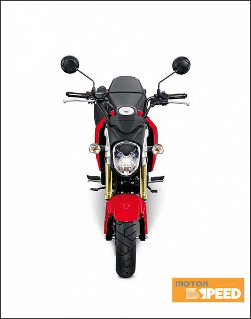 Honda MSX 125 dành cho người đam mê xe tay côn - 4