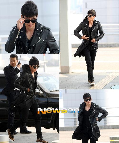 Bae Yong Joon bí mật xuất ngoại - 10