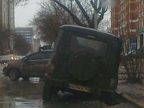 """Nga: Một thành phố đang bị """"nuốt sống"""" - 6"""