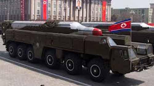 HQ: Triều Tiên sẵn sàng phóng tên lửa - 1