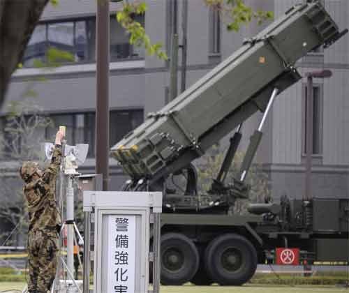HQ: Triều Tiên sẵn sàng phóng tên lửa - 2