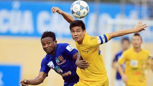 """V-League 2013: """"Ngựa ô"""" xứ Thanh - 1"""