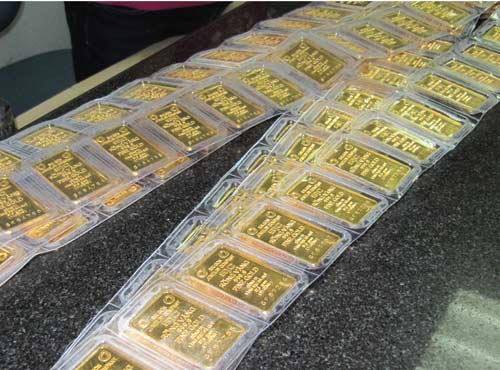 Tiếp tục bơm 40.000 lượng vàng ra thị trường - 1