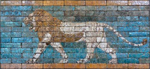 Lạc bước kỳ quan 'vườn treo Babylon' - 4