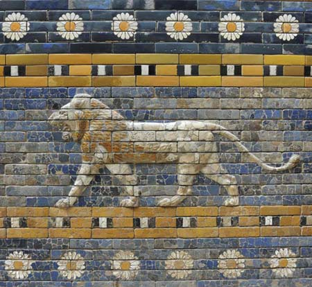 Lạc bước kỳ quan 'vườn treo Babylon' - 6