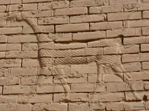 Lạc bước kỳ quan 'vườn treo Babylon' - 12