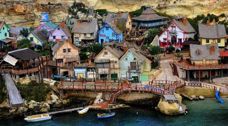Thăm làng thủy thủ Popeye giữa đời thực - 6