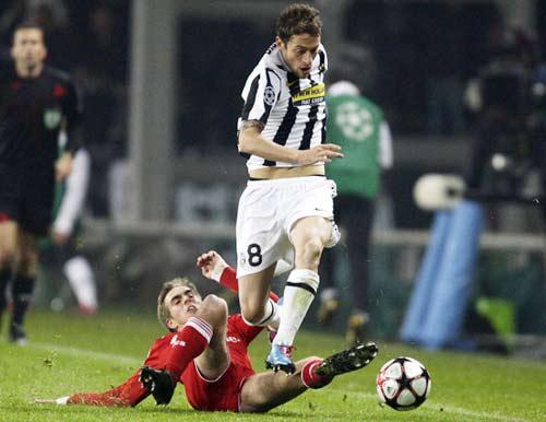 Juventus–Bayern: Núi cao thì mặc núi cao - 1