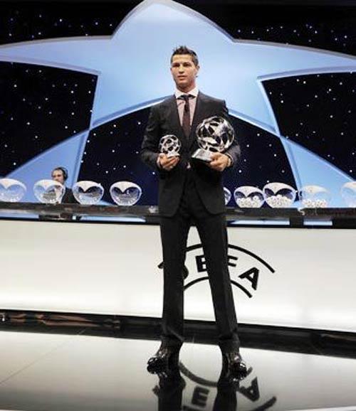 Champions League: Đất diễn của CR7 - 2