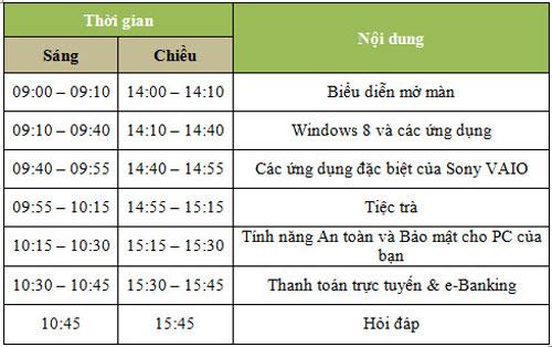 """Bảo trì laptop VAIO miễn phí tại """"Ngày hội VAIO Care Day"""" - 2"""