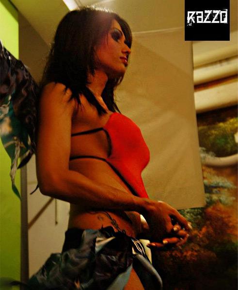 Hậu trường chụp ảnh hoa hậu chuyển giới - 14