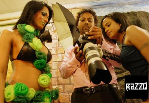 Hậu trường chụp ảnh hoa hậu chuyển giới - 11
