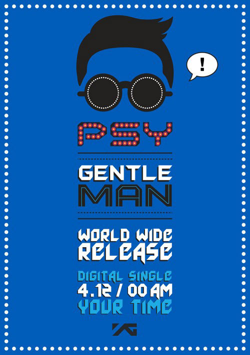 Psy thay đổi lịch trình ca khúc mới - 1