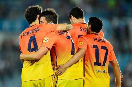 Barca: Viết kịch bản cho Messi - 2