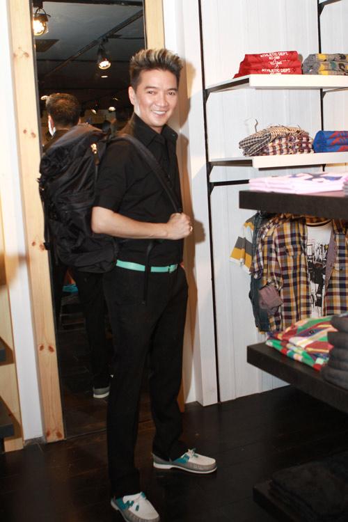 Theo chân Anna Trương đi mua sắm - 10