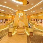 Tài chính - Bất động sản - Nội thất xa xỉ trên máy bay tỷ phú