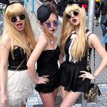 Thời trang - Phóng khoáng thời trang đường phố Tokyo