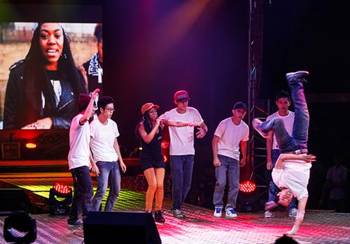 Rap fan phát cuồng vì Suboi - 10