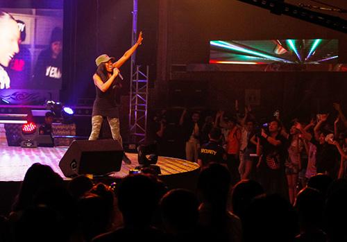 Rap fan phát cuồng vì Suboi - 6