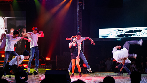 Rap fan phát cuồng vì Suboi - 9