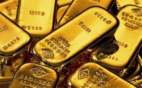 Đồng loạt cắt giảm dự báo giá vàng - 1