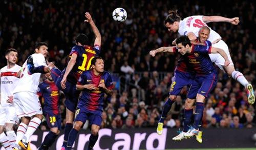 Barca vượt ải PSG: Vị cứu tinh Messi - 1