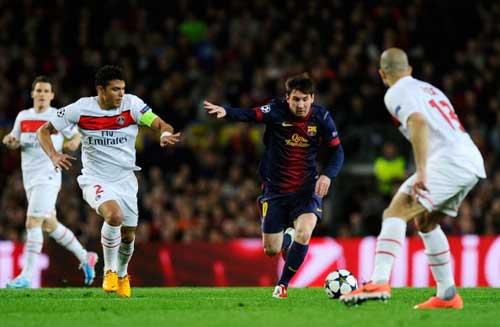Barca vượt ải PSG: Vị cứu tinh Messi - 2