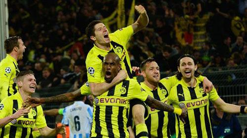Bayern, Dortmund: Người Đức trỗi dậy - 2