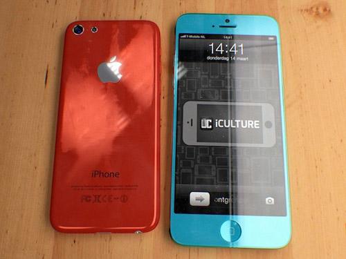 iPhone 5S có hai kích cỡ màn hình - 1