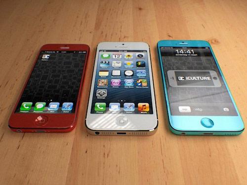iPhone 5S có hai kích cỡ màn hình - 2