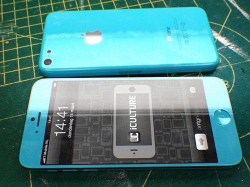 iPhone 5S có hai kích cỡ màn hình - 5