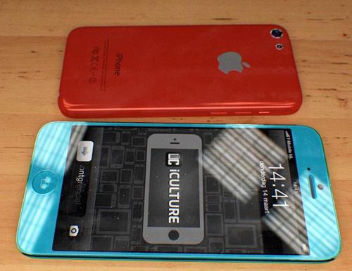 iPhone 5S có hai kích cỡ màn hình - 6