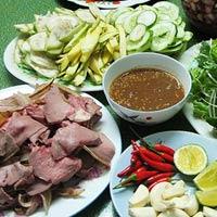 Bê thui Quảng Nam - món ngon quốc gia