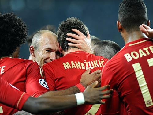 Bayern là đối thủ quá sức với Juventus - 2