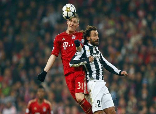Bayern là đối thủ quá sức với Juventus - 1