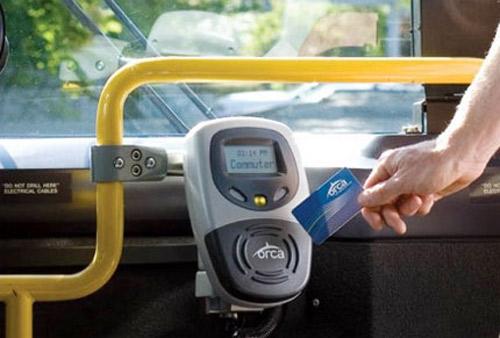 Hà Nội: Thí điểm vé xe buýt điện tử - 1