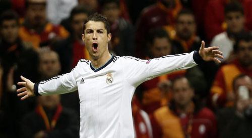 "Ronaldo: ""Người sắt"" ở Real - 2"