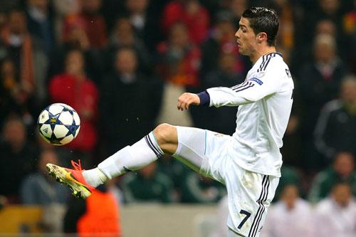 "Ronaldo: ""Người sắt"" ở Real - 1"
