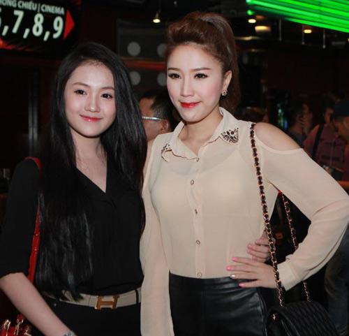 Hồng Quế, Cao Thái Sơn công khai tình cảm - 17