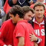 Thể thao - HOT: Davis Cup Thụy Sỹ cần Federer