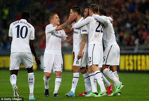Basel – Tottenham: Căng như dây đàn - 1