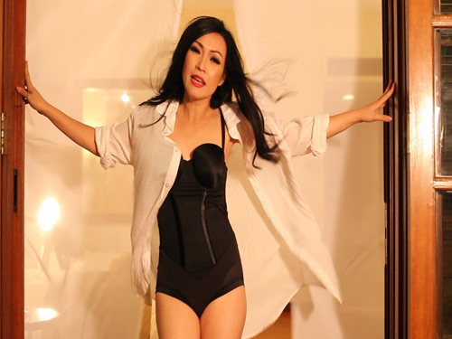 Phương Thanh 40 tuổi vẫn quá sexy - 1