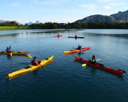 7 chốn lý tưởng cho dân mê chèo thuyền kayak - 7