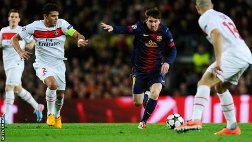 Barca phụ thuộc Messi, hay ngược lại? - 1