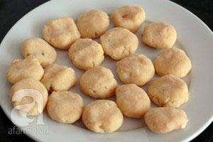 Làm bánh chay sắc màu cho tết Hàn thực - 4