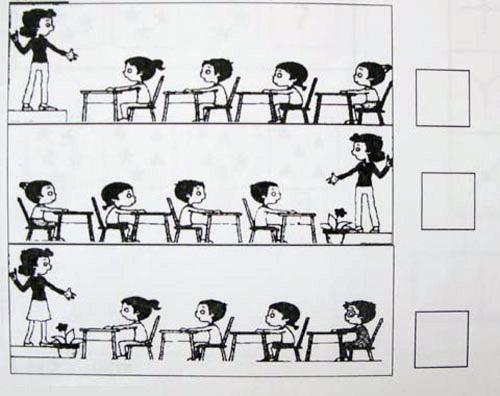 Thử làm đề thi vào lớp 1 của trường điểm - 6